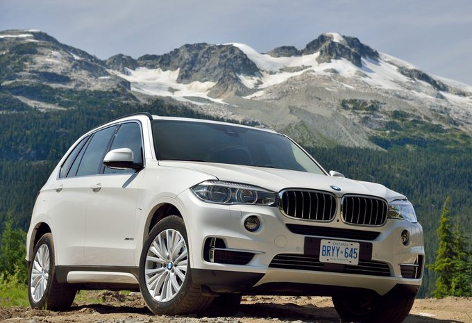 BMW X5 sDrive25d 2013 photo - 2