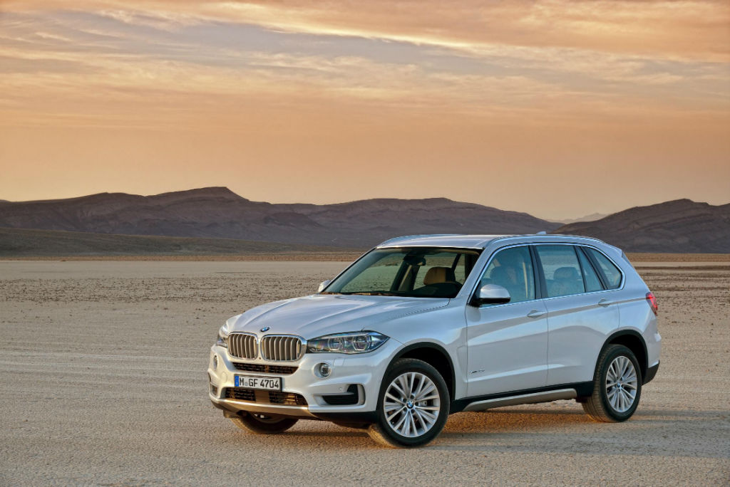 BMW X5 sDrive25d 2013 photo - 3
