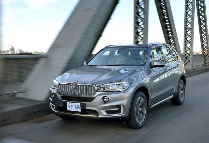 BMW X5 sDrive25d 2013 photo - 6