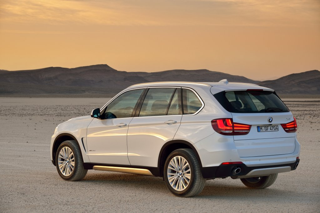BMW X5 sDrive25d 2013 photo - 8