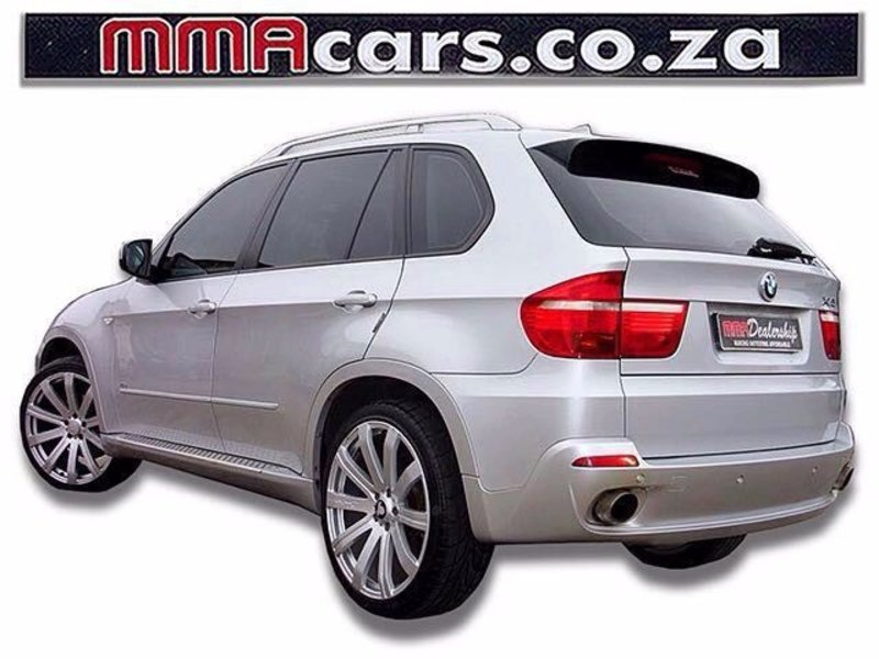 BMW X5 xDrive30i 2007 photo - 1