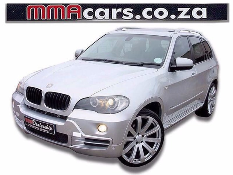 BMW X5 xDrive30i 2007 photo - 10