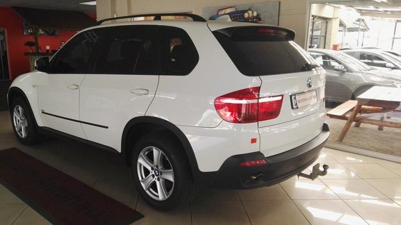 BMW X5 xDrive30i 2007 photo - 11