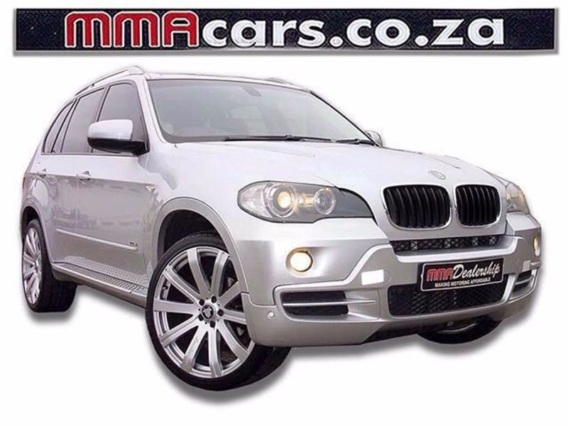 BMW X5 xDrive30i 2007 photo - 12
