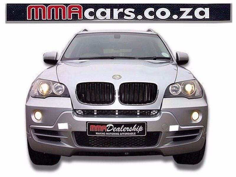 BMW X5 xDrive30i 2007 photo - 2