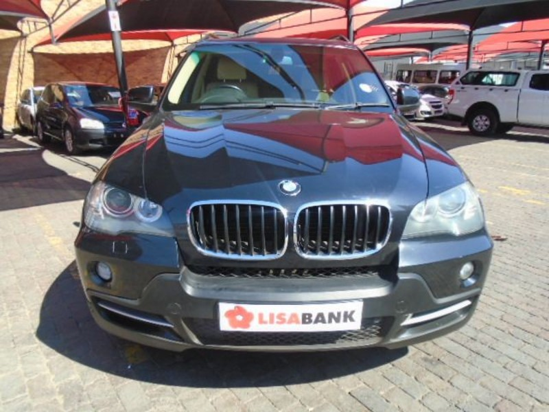 BMW X5 xDrive30i 2007 photo - 8