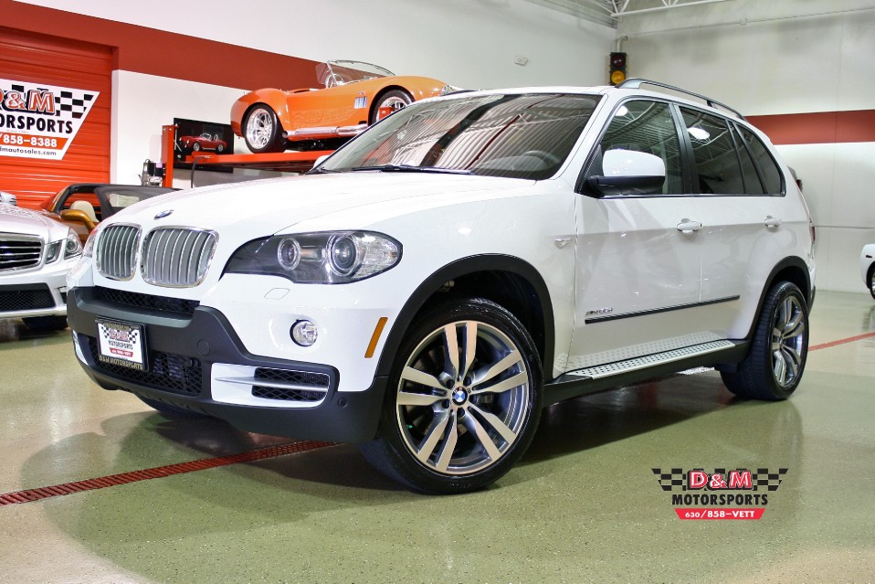 BMW X5 xDrive35d 2010 photo - 1
