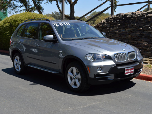 BMW X5 xDrive35d 2010 photo - 5