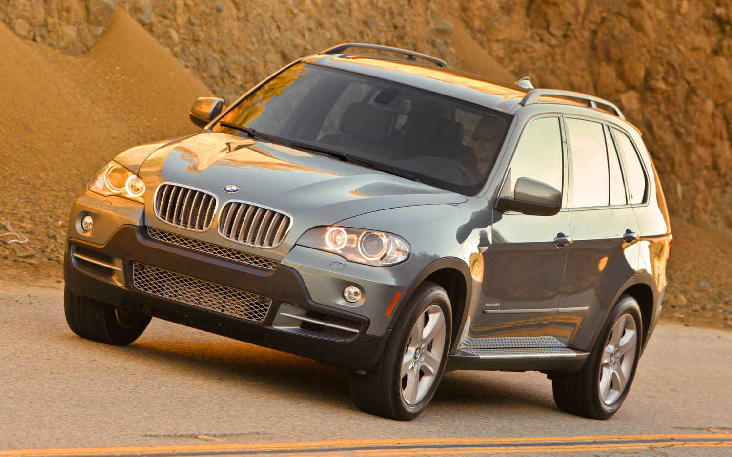 BMW X5 xDrive35d 2010 photo - 9