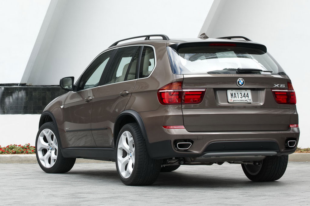 BMW X5 xDrive40d 2011 photo - 11