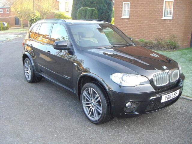 BMW X5 xDrive40d 2011 photo - 2