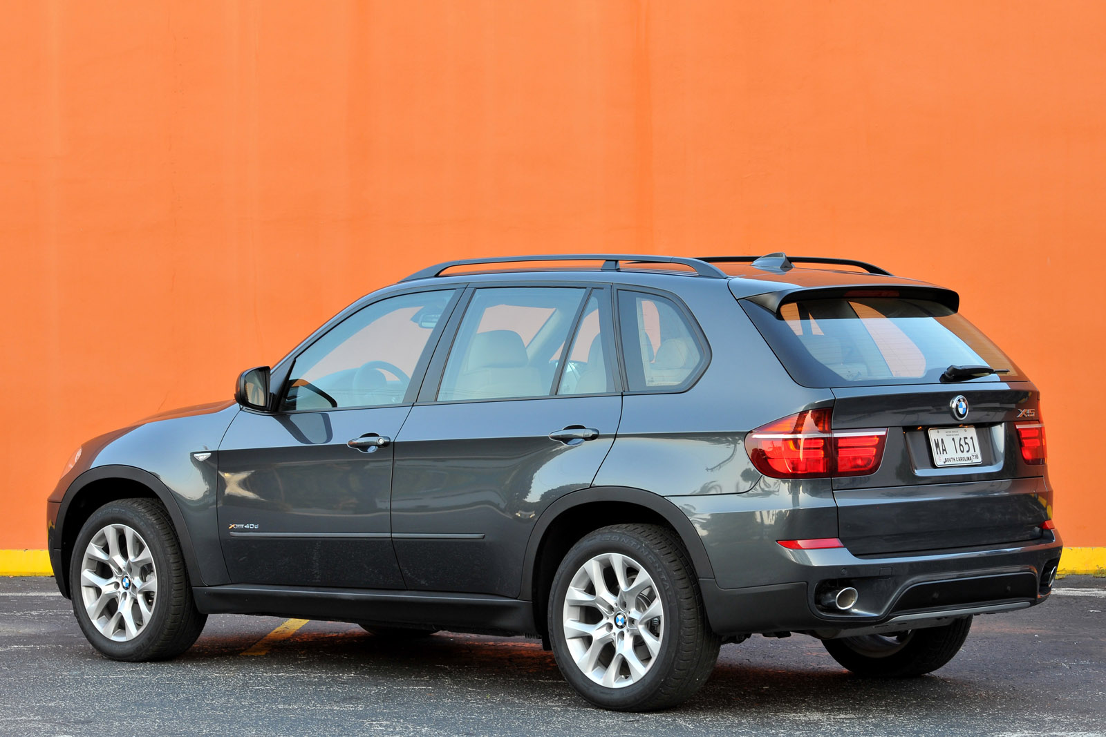 BMW X5 xDrive40d 2011 photo - 3