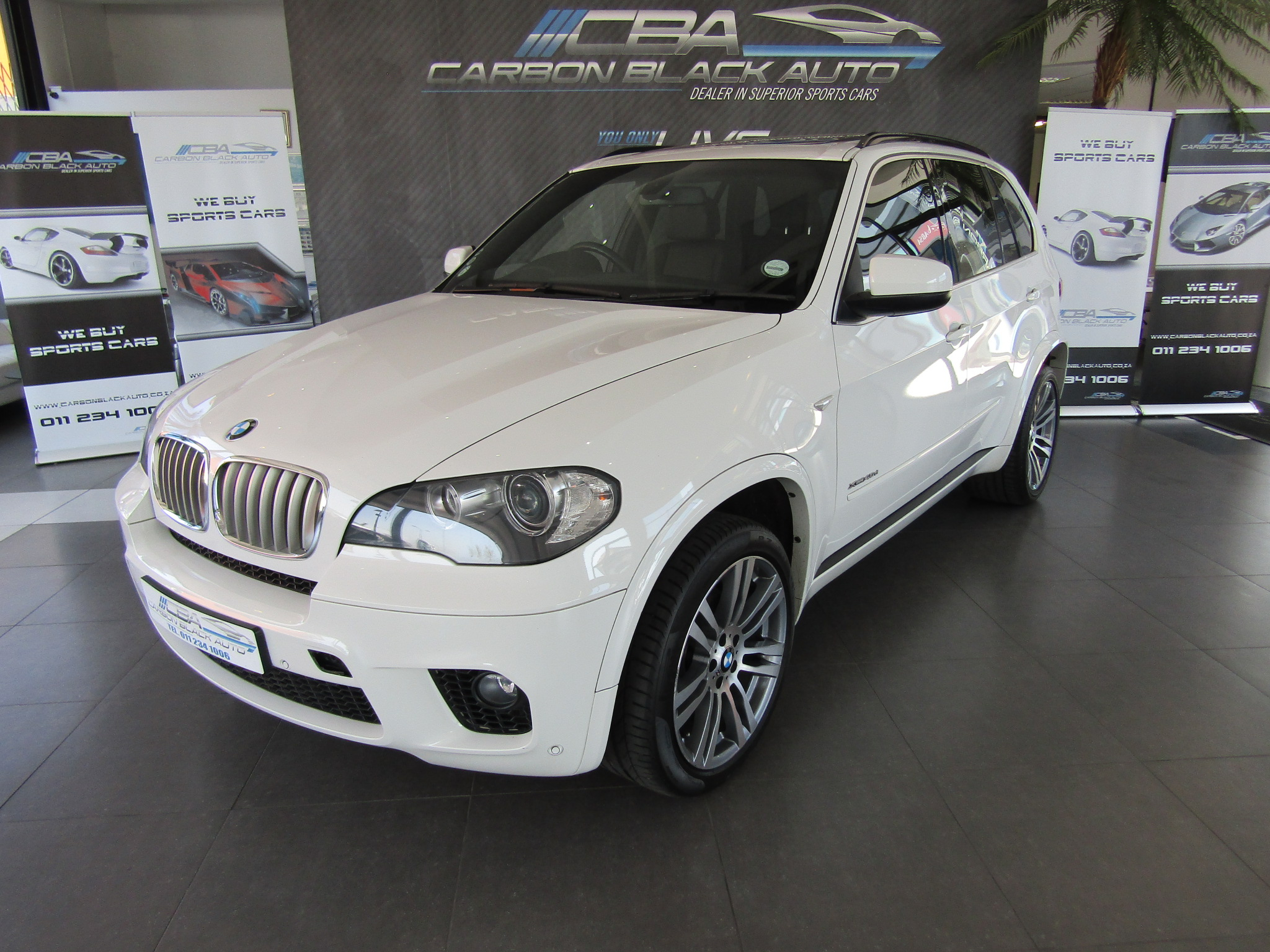 BMW X5 xDrive40d 2011 photo - 6