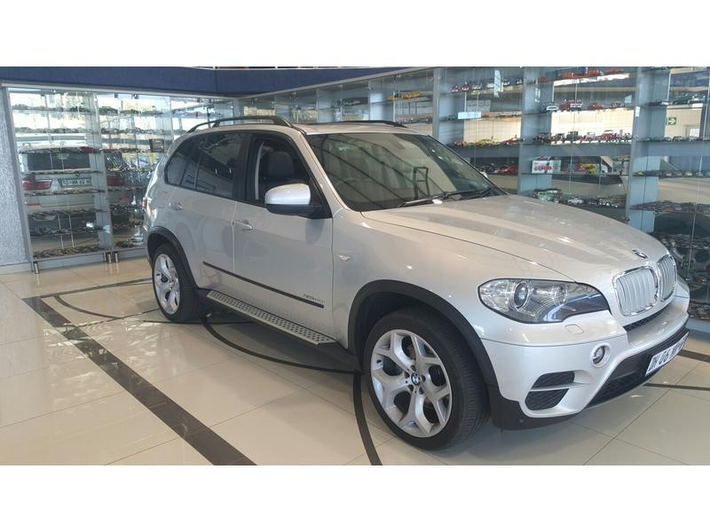 BMW X5 xDrive40d 2011 photo - 7