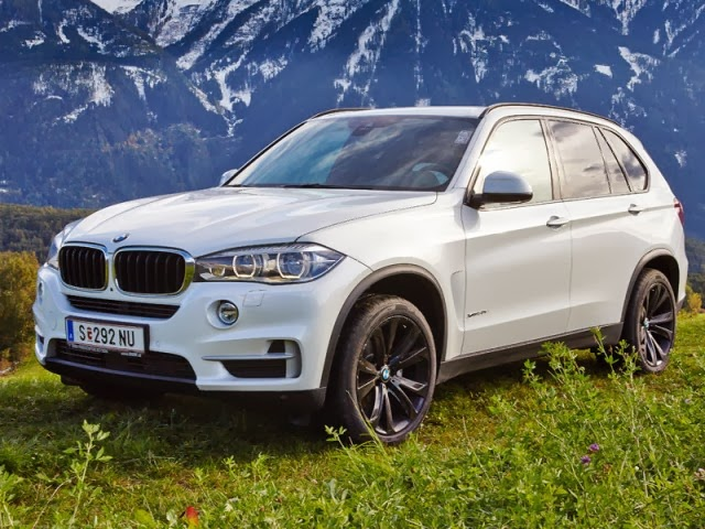 BMW X5 xDriveM50d 2014 photo - 1