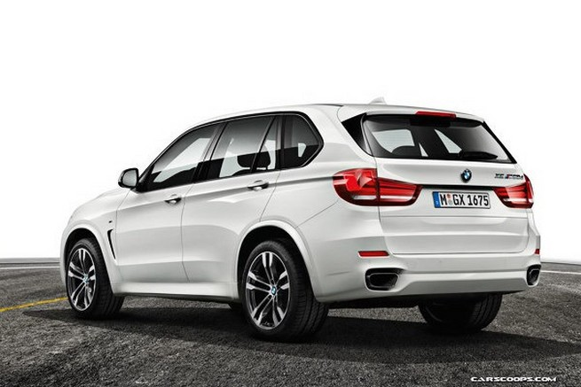 BMW X5 xDriveM50d 2014 photo - 10