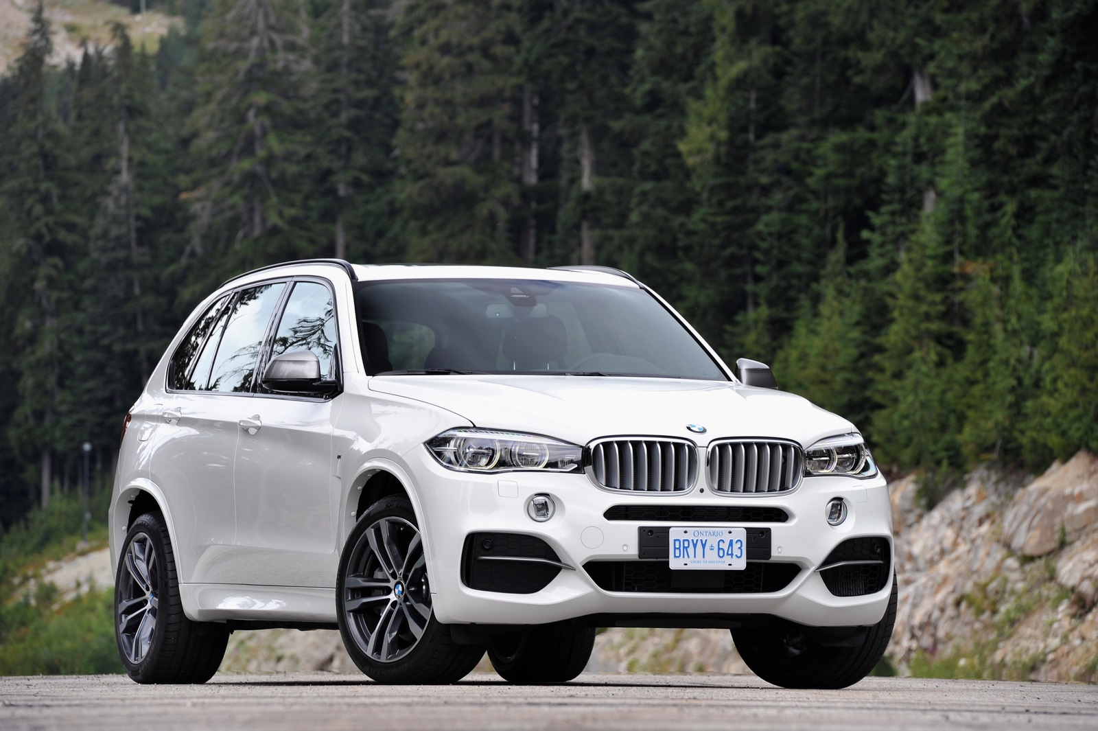 BMW X5 xDriveM50d 2014 photo - 2