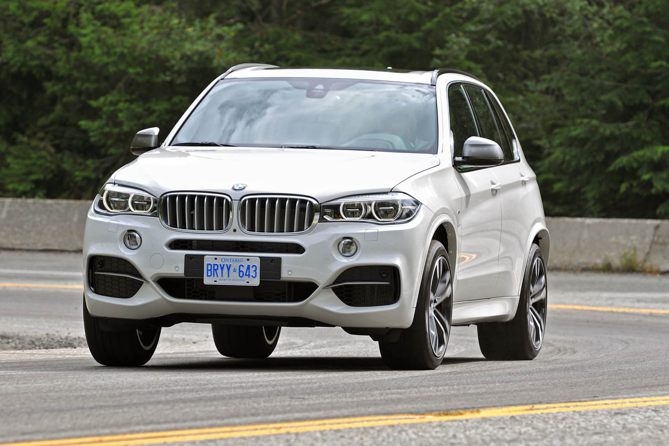 BMW X5 xDriveM50d 2014 photo - 5