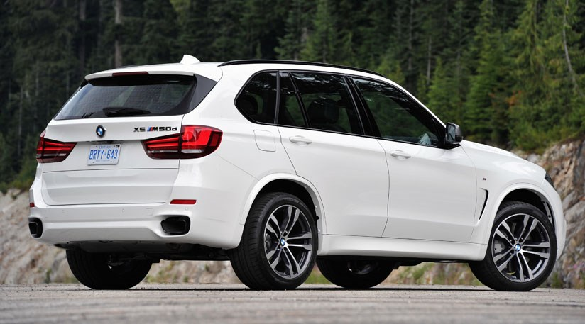 BMW X5 xDriveM50d 2014 photo - 6