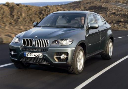 BMW X6 xDrive30d 2008 photo - 10