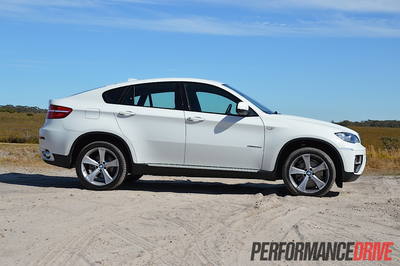 BMW X6 xDrive30d 2008 photo - 11