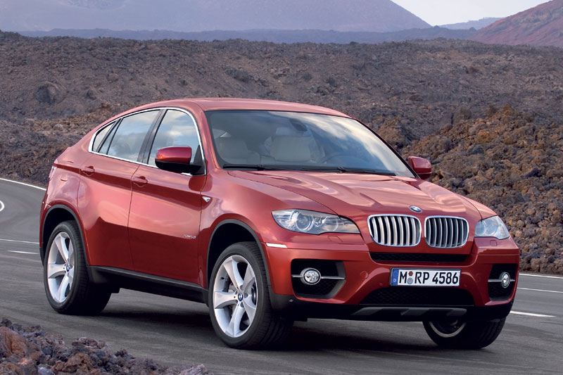 BMW X6 xDrive30d 2008 photo - 12