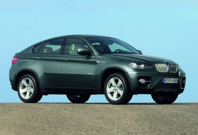 BMW X6 xDrive30d 2008 photo - 2