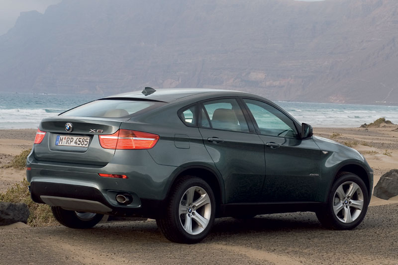 BMW X6 xDrive30d 2008 photo - 3