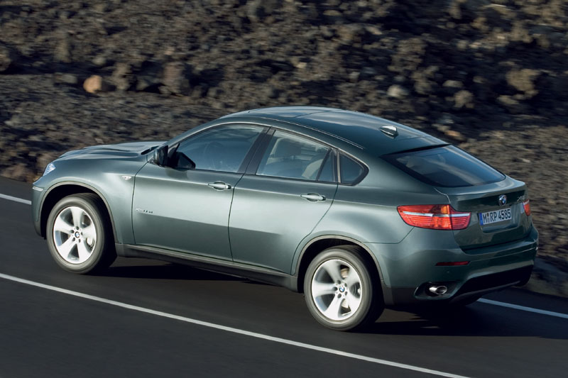 BMW X6 xDrive30d 2008 photo - 4