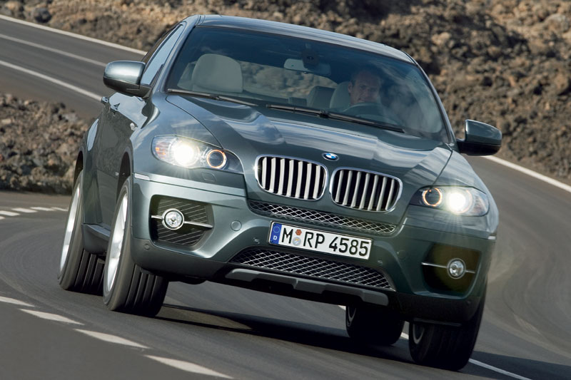 BMW X6 xDrive30d 2008 photo - 9