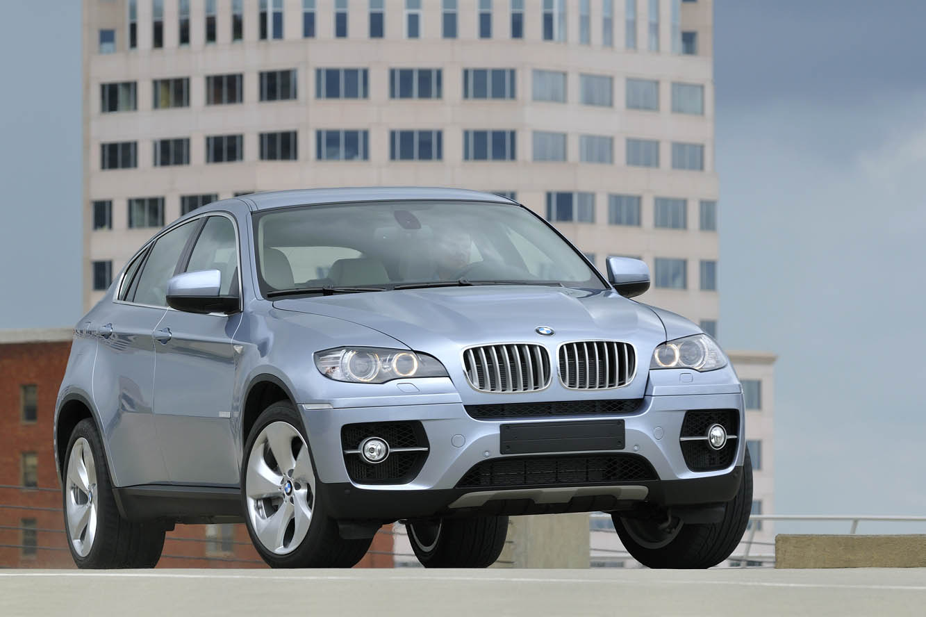 BMW X6 xDrive30d 2013 photo - 4