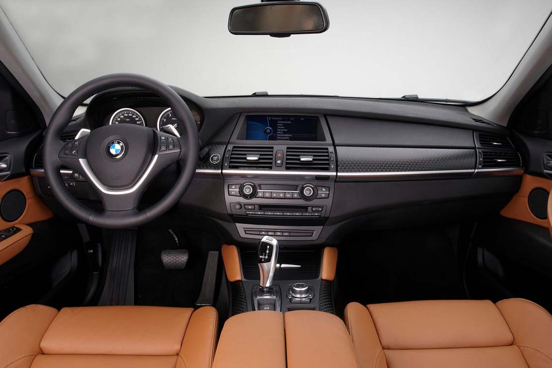 BMW X6 xDrive30d 2013 photo - 5