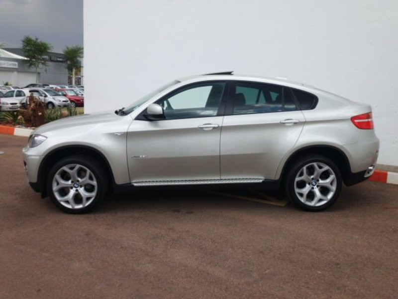 BMW X6 xDrive35d 2009 photo - 1