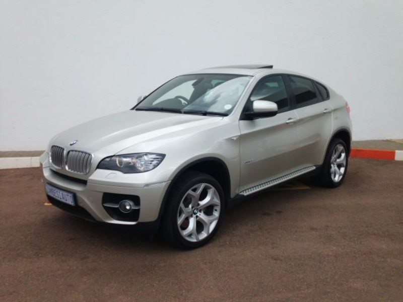 BMW X6 xDrive35d 2009 photo - 10