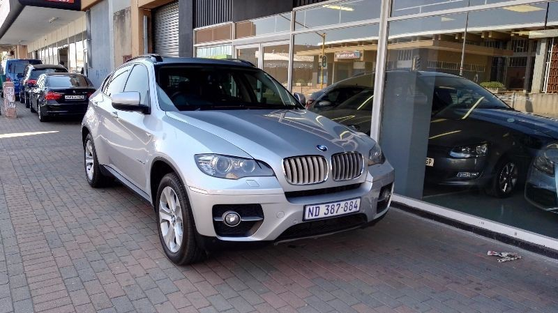 BMW X6 xDrive35d 2009 photo - 12