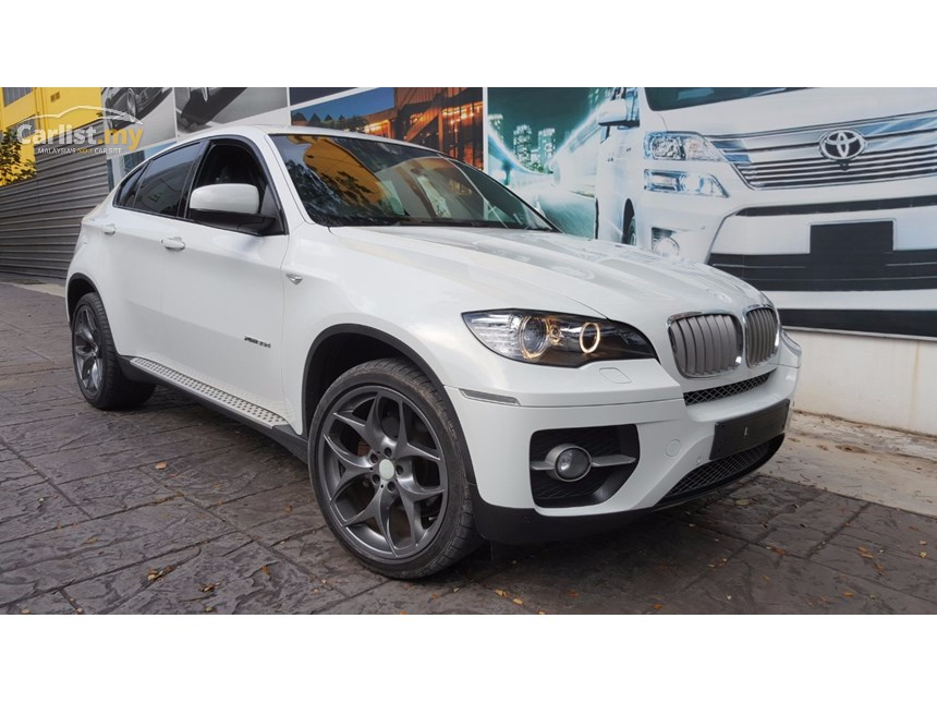 BMW X6 xDrive35d 2009 photo - 2