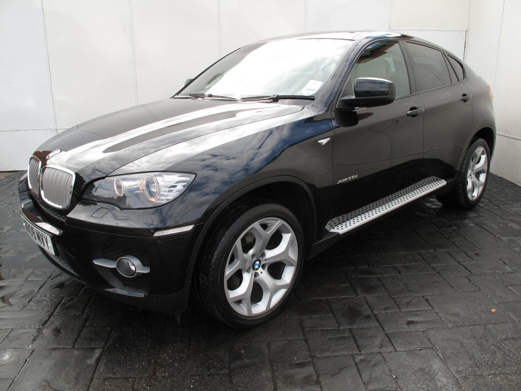 BMW X6 xDrive35d 2009 photo - 3