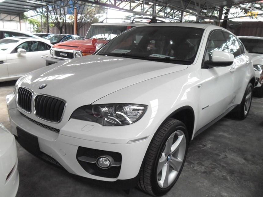 BMW X6 xDrive35d 2009 photo - 4