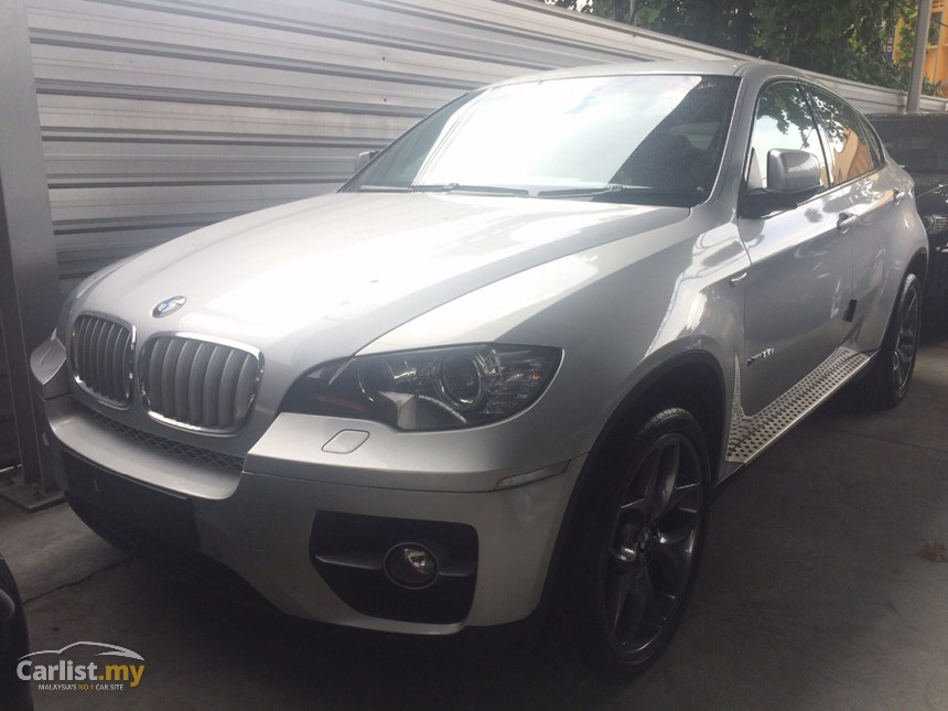 BMW X6 xDrive35d 2009 photo - 6