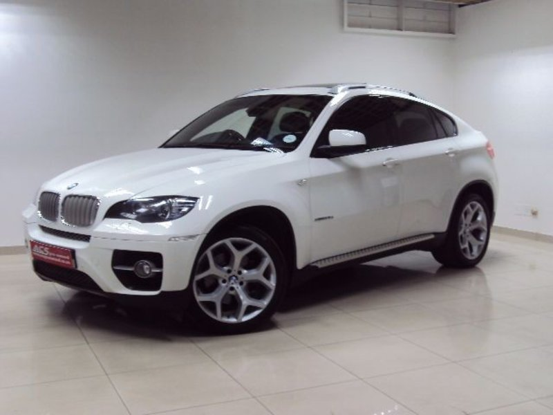 BMW X6 xDrive35d 2009 photo - 8