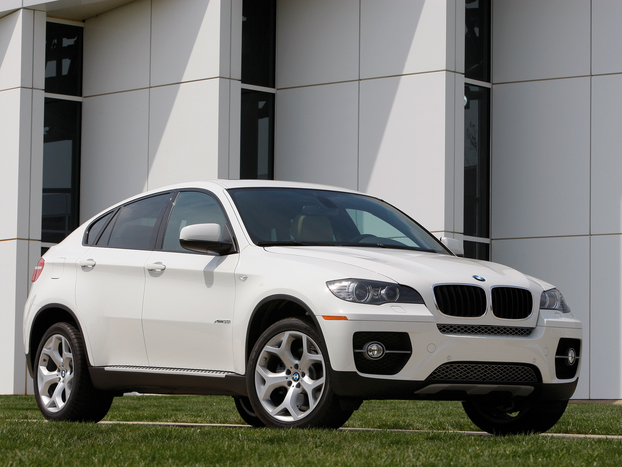 BMW X6 xDrive35i 2008 photo - 10