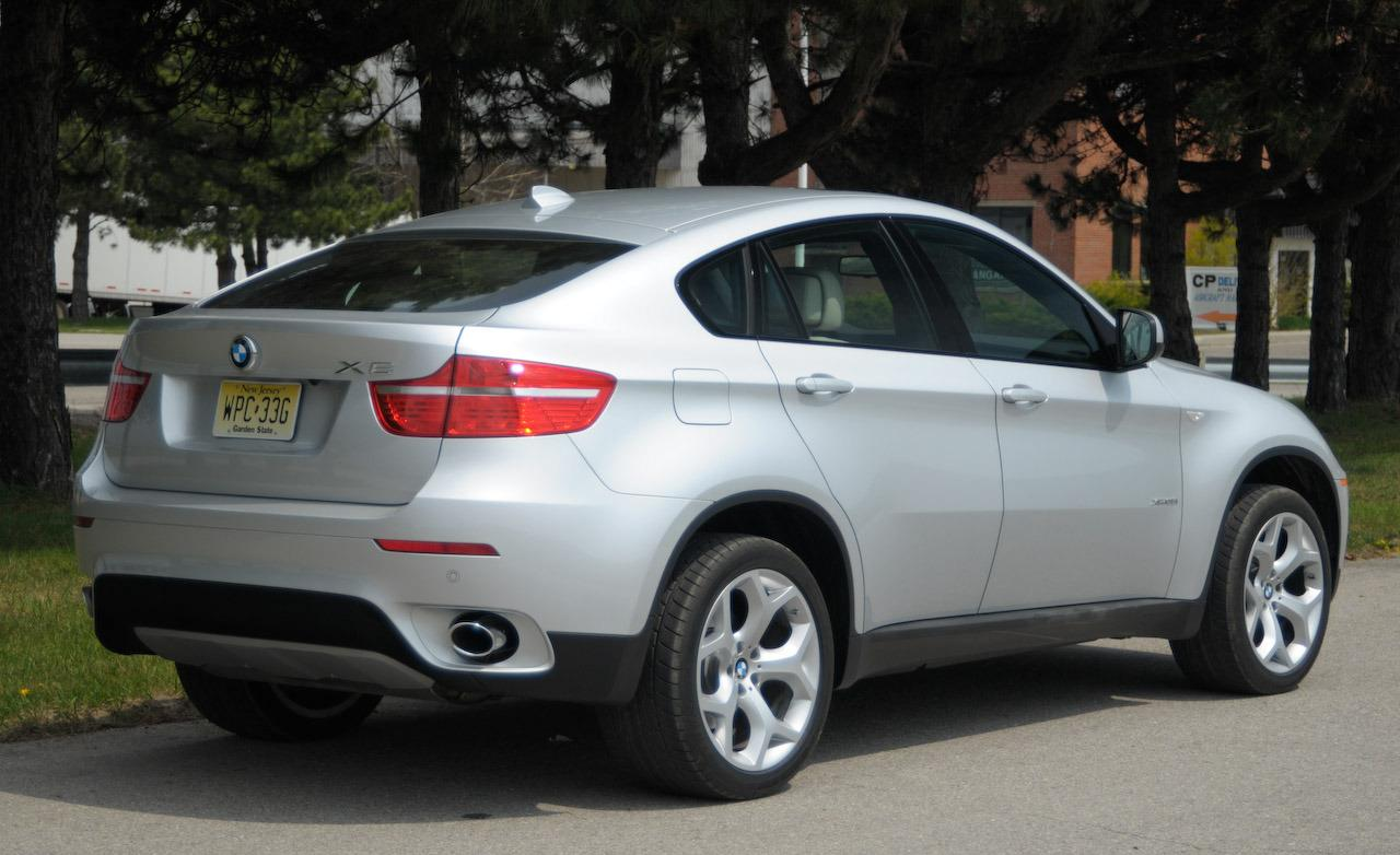 BMW X6 xDrive35i 2008 photo - 12