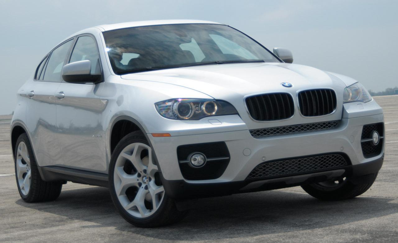 BMW X6 xDrive35i 2008 photo - 2