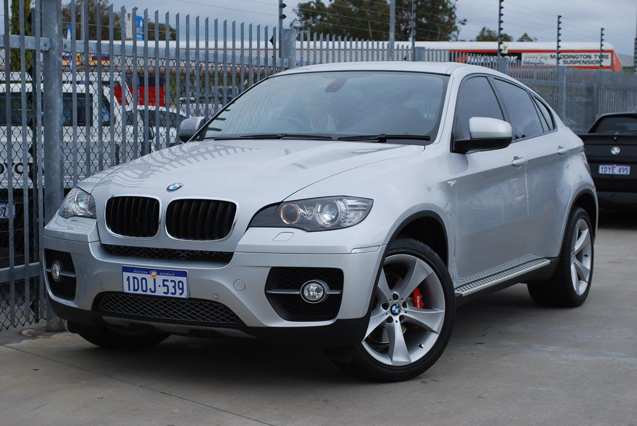 BMW X6 xDrive35i 2008 photo - 3