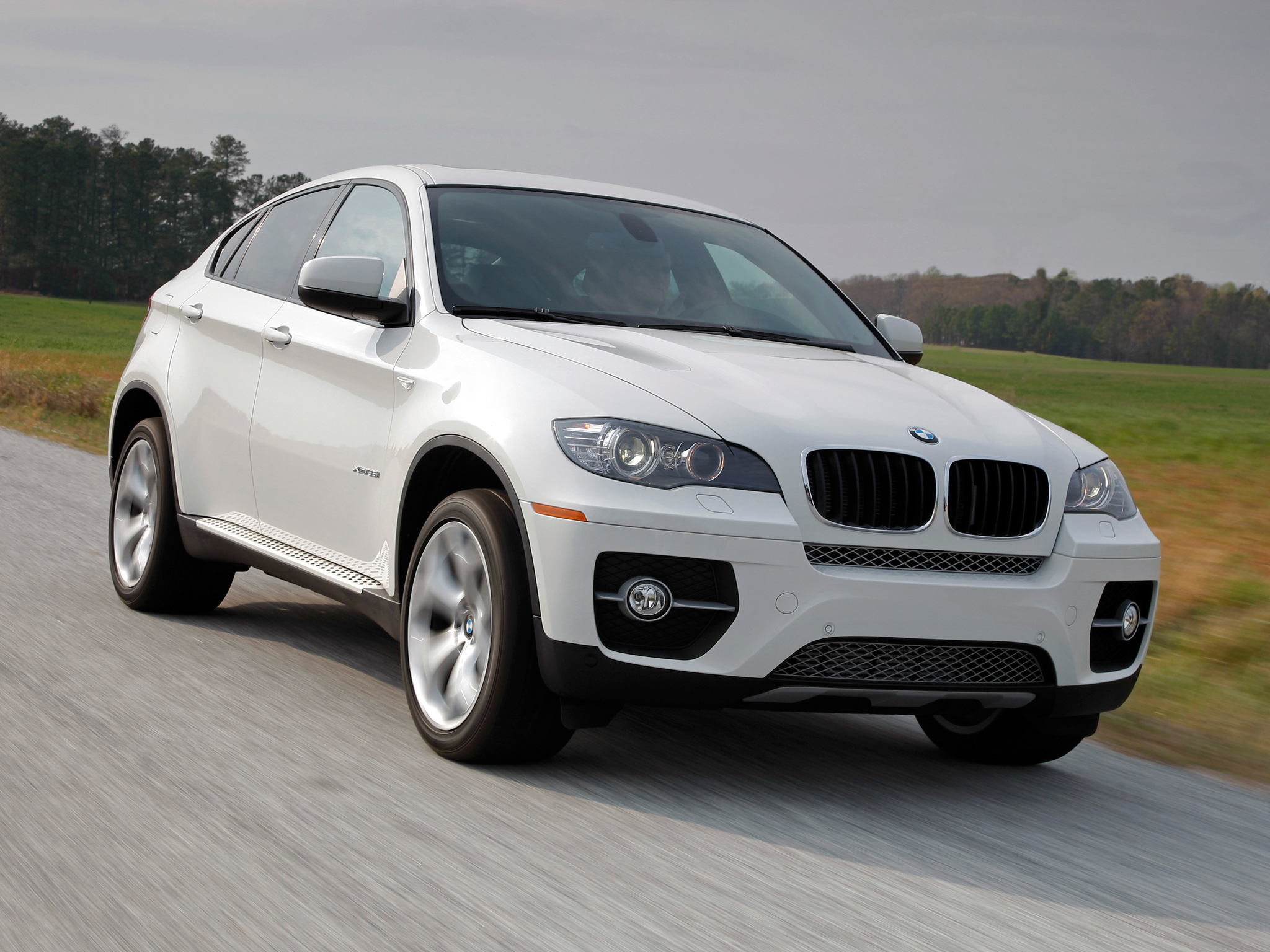 BMW X6 xDrive35i 2008 photo - 4