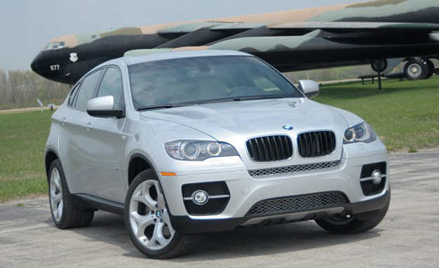 BMW X6 xDrive35i 2008 photo - 6
