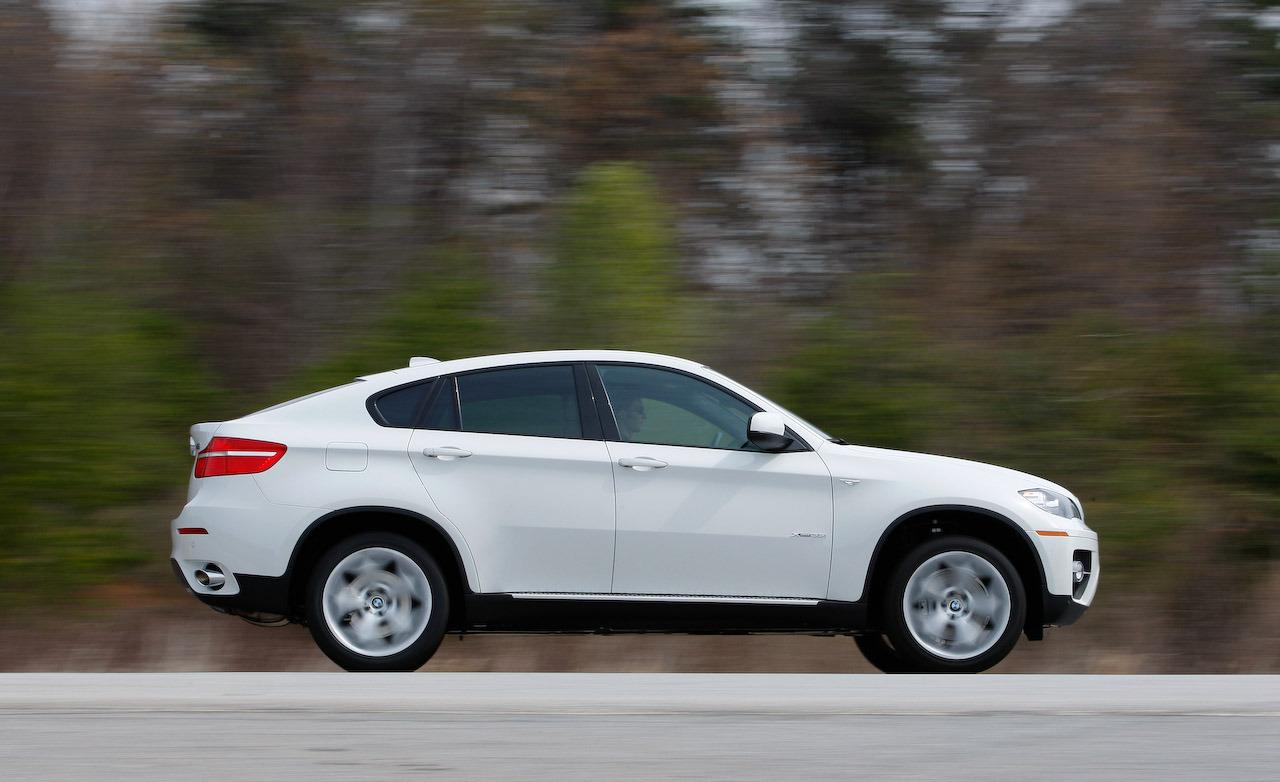 BMW X6 xDrive35i 2009 photo - 1