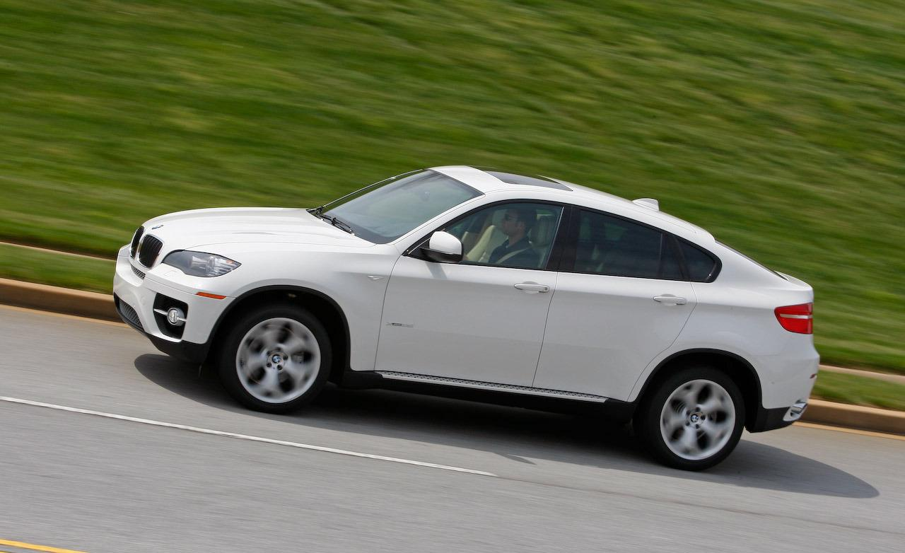BMW X6 xDrive35i 2009 photo - 2