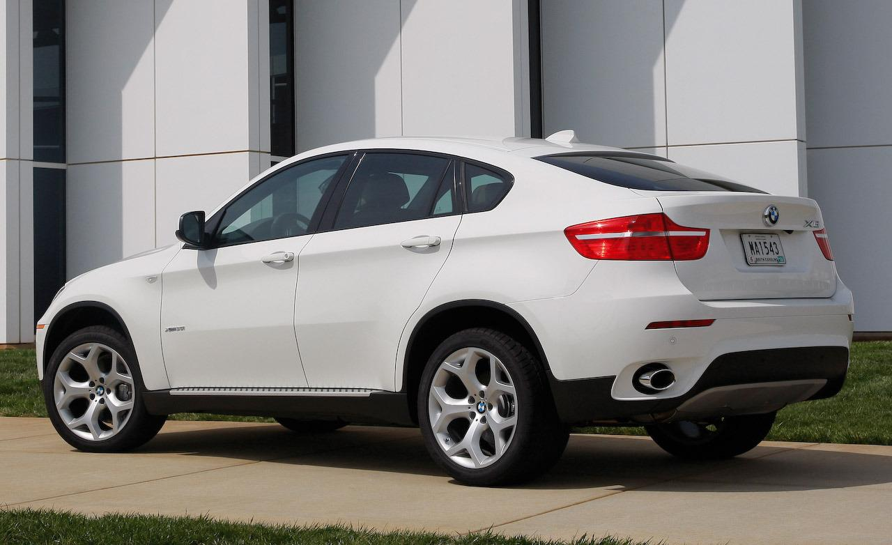 BMW X6 xDrive35i 2009 photo - 3