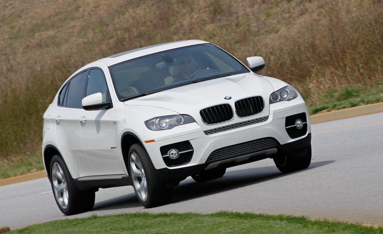 BMW X6 xDrive35i 2009 photo - 8